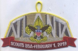 2019 aac new troop activity patch