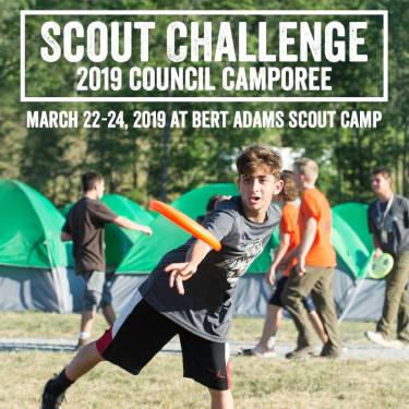 scout challenge